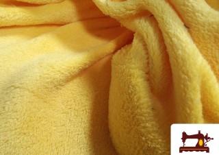 Comprar Tela de Pelo Amarillo Disfraz Piolin
