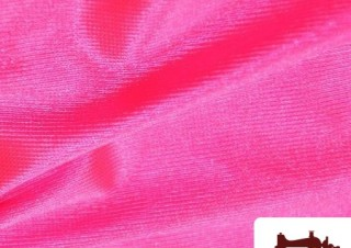 Comprar Tela de Licra  color Rosa Fucsia  Fluor