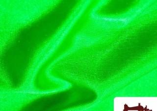 Comprar Tela de Licra Verde Fluor
