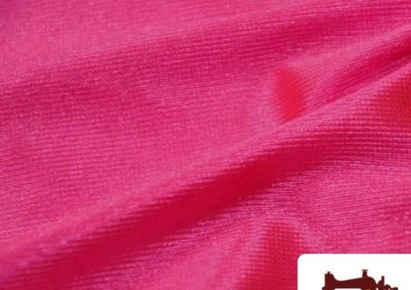 Comprar Tela de Licra  color Rosa Fucsia
