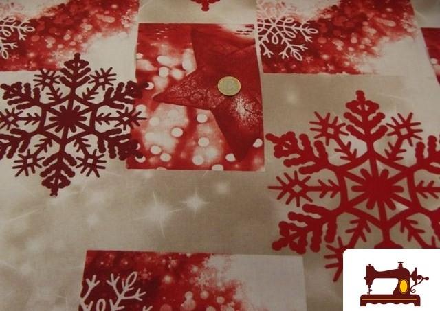 comprar tela de loneta decoracin navidea