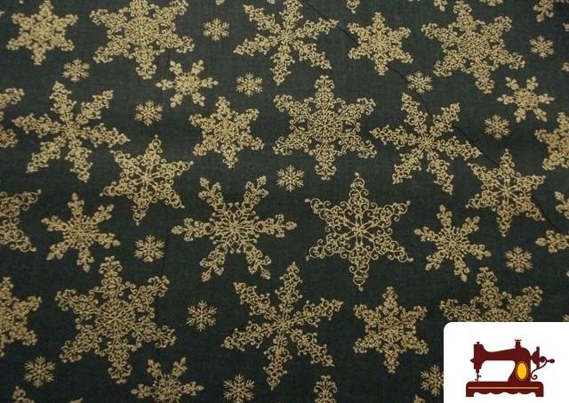 Retales de Algodón para Patchwork decoración Navidad