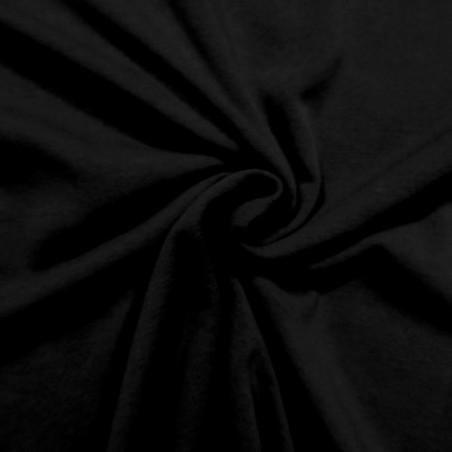 Comprar online Tela Softshell Estampada Matizada color Negro