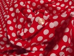 Comprar Tela Vestido Minnie Mouse