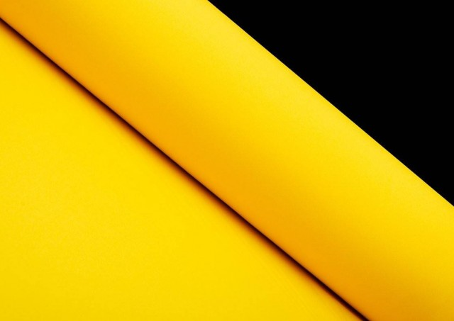Tela de Crepe Koshibo de Colores color Amarillo