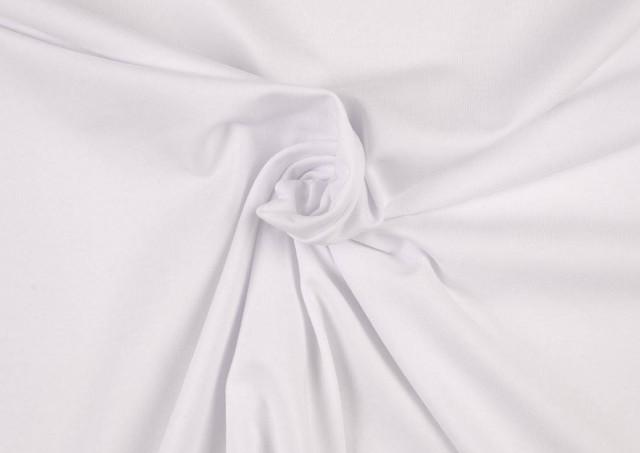 Tela de Crepe Koshibo de Colores color Blanco