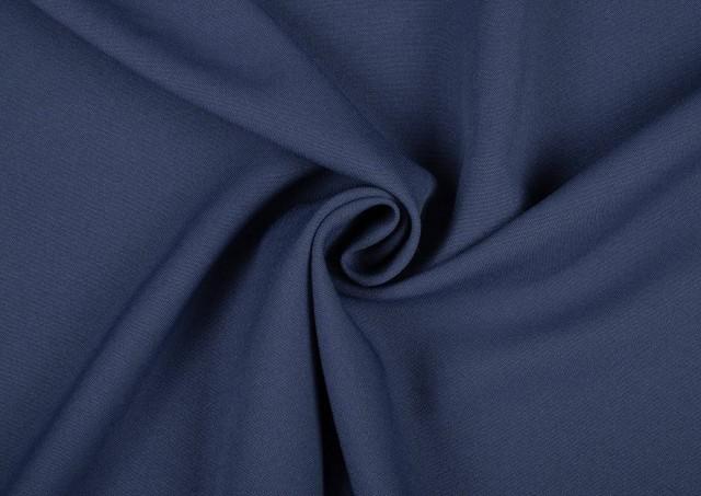 Tela de Crepe Koshibo de Colores color Azul Marino