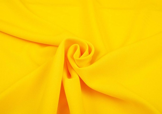 Venta online de Tela de Popelín Liso +16 Colores color Amarillo