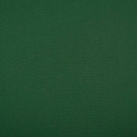 Tela de Popelín Liso +16 Colores color Verde botella