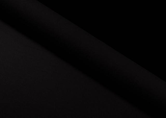 Venta de Tela de Popelín Liso +16 Colores color Negro