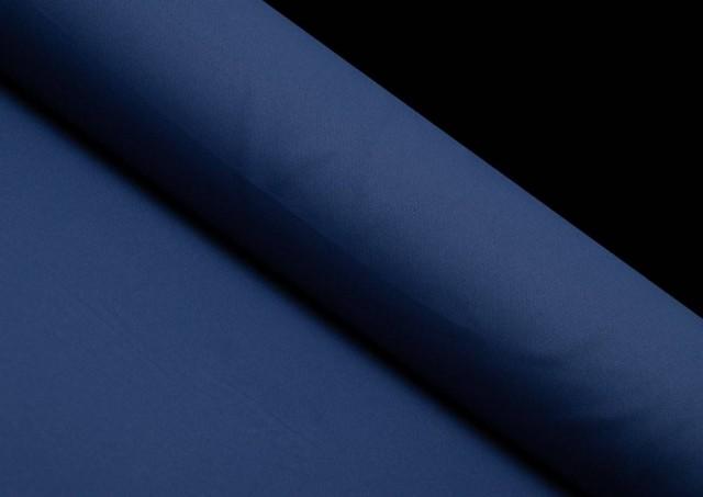 Venta online de Tela de Popelín Liso +16 Colores color Azul azafata