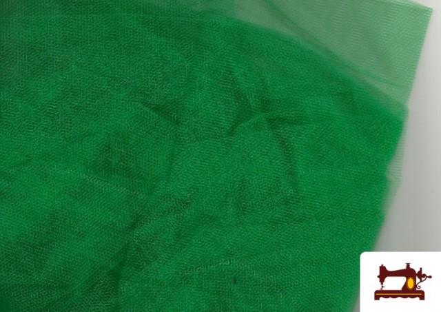 Comprar Tela de Tul para Eventos y Decoración color Verde