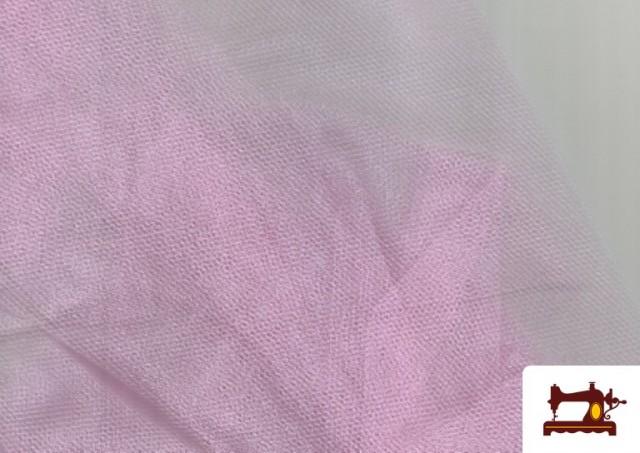 Comprar Tela de Tul para Eventos y Decoración color Rosa pálido