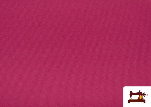 Comprar online Tela Plana Stretch Economica Multicolor, Negro, Blanco +16 Colores color Buganvilla