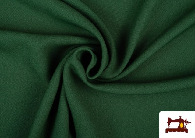 Venta de Tela Plana Stretch Economica Multicolor, Negro, Blanco +16 Colores