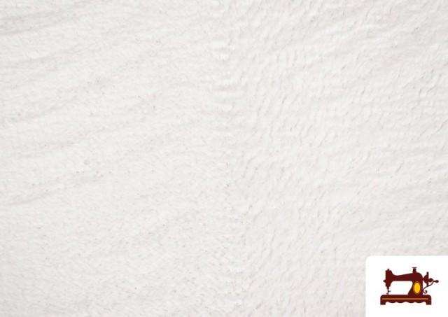 Comprar Tela de Coralina de Colores color Blanco