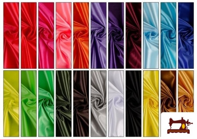 Tela Rasete / Ketten Blanca, Negra + 18 Colores