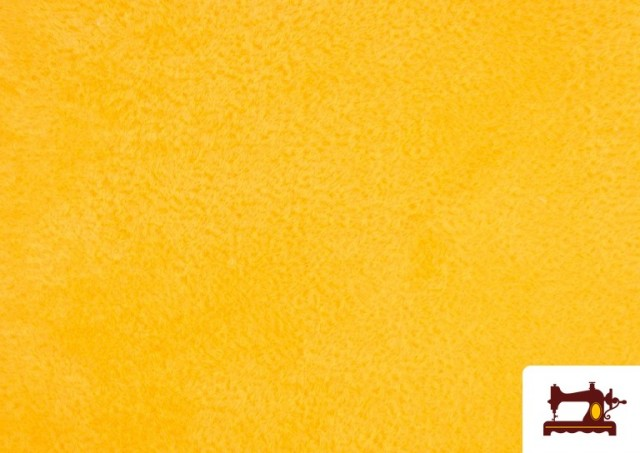 Comprar Tela de Coralina de Colores color Amarillo