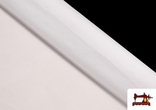 Comprar Tela de Antelina de Colores color Blanco