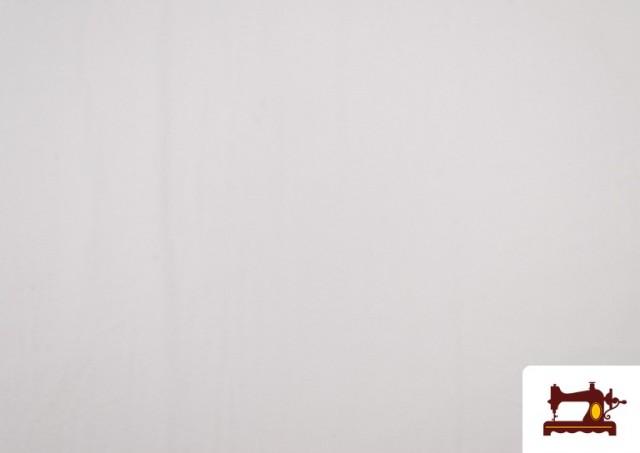 Venta de Tela de Antelina de Colores color Blanco
