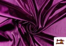 Comprar Tela de Lame Económico Dorado y Colores Brillantes Metalizados color Fucsia