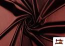 Venta de Tela de Lame Económico Dorado y Colores Brillantes Metalizados color Rojo