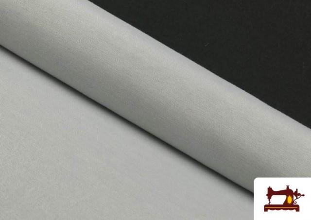 Venta de Tela de Loneta de Colores color Gris claro