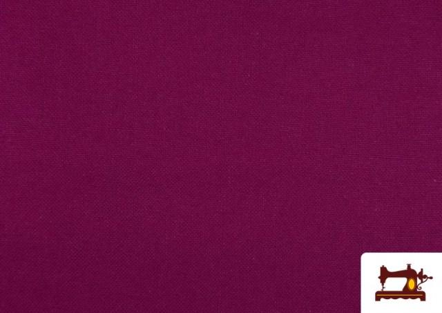 Comprar Tela de Loneta de Colores color Buganvilla
