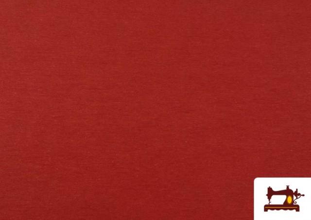 Comprar Tela de Loneta de Colores color Teja