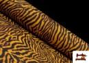 Tela de Loneta  Tigre Animal  print