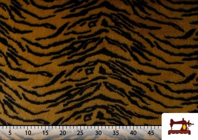 Comprar Tela de Pelo de Tigre de Fantasía