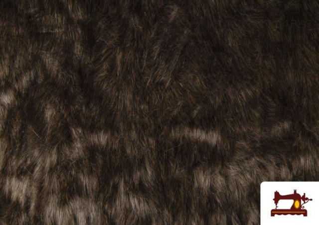 Comprar Tela de Pelo Rústico Envejecido para Disfraces Medievales y Vikingos