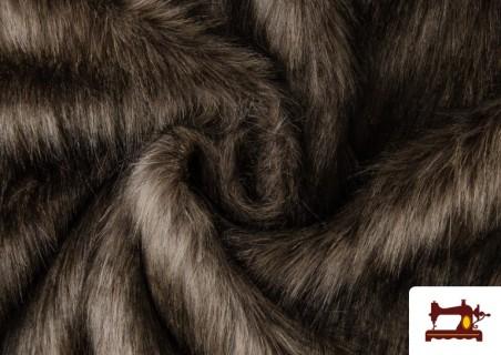 Comprar online Tela de Pelo Rústico Envejecido para Disfraces Medievales y Vikingos
