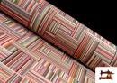 Comprar Tela de  Tapicería Gobelino Multicolor