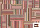 Comprar online Tela de  Tapicería Gobelino Multicolor