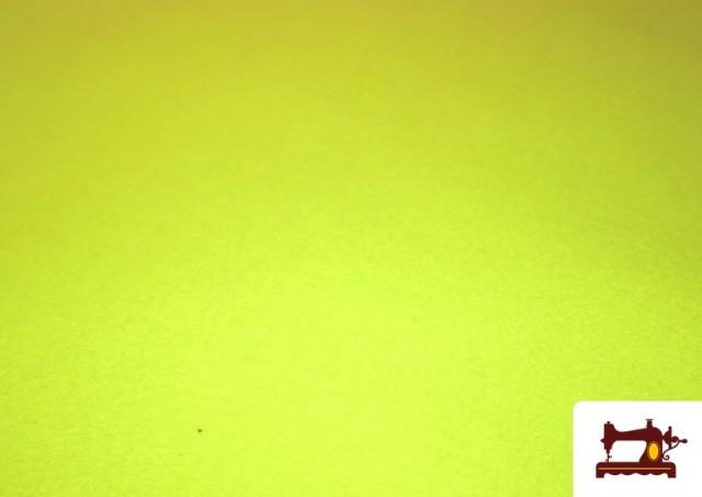 Tela de Fieltro Estampado y Color Fantasía color Amarillo