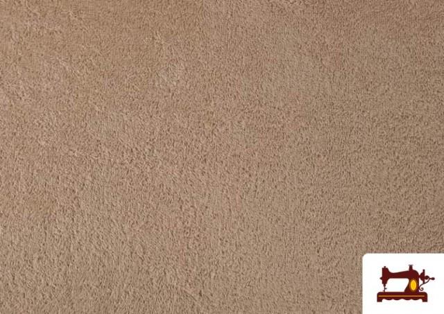 Venta online de Tela para Toallas Rizo 100% Algodón de Colores color Beige
