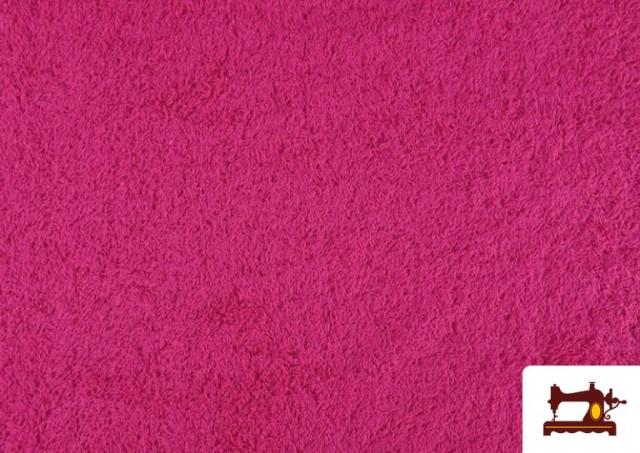 Tela para Toallas Rizo 100% Algodón de Colores