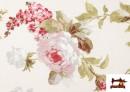 Comprar online Tela de Loneta con Estampado Floral
