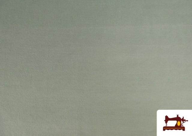 Venta de Punto de Terciopelo Estilo Pana color Verde mint