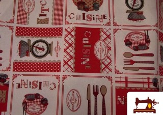 Comprar tela de decoración de Cocina