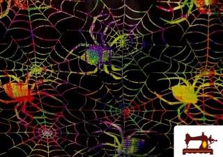 Comprar tela de arañas reflectántes a la luz