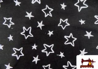 Comprar Punto Camiseta Infantil con estrellas