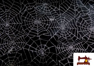Compar tela Telarañas Halloween