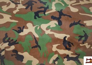 Tela de Loneta Militar