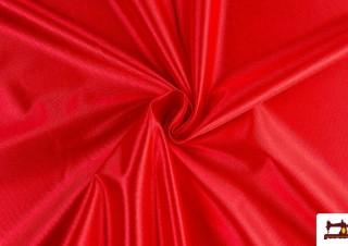 Comprar Tela de Rasete Rojo
