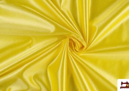 Tela de Carnaval Rasete Amarillo