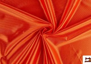 Tela Rasete Ketten Color Naranja
