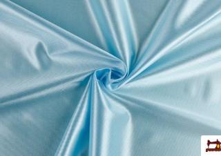 Tela Rasete color Azul Celeste