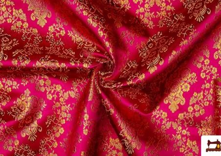 Comprar Tela Simil Vestido Fallera color Dorado